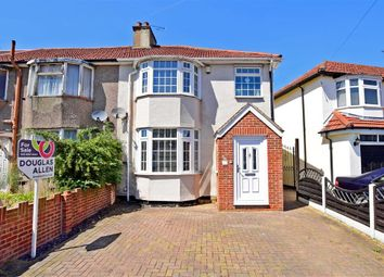 Thumbnail 3 bed terraced house for sale in Weald Way, Romford, Essex