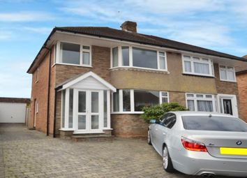 Thumbnail 3 bed semi-detached house to rent in Lyndhurst Avenue, Gillingham
