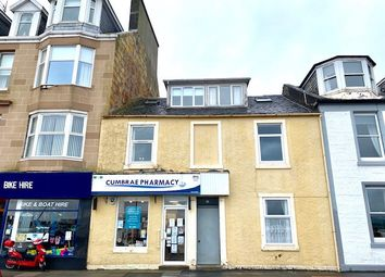 Thumbnail 2 bedroom flat for sale in Stuart Street, Millport, Isle Of Cumbrae