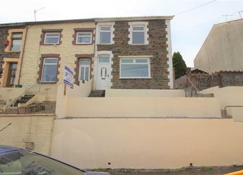 Thumbnail 3 bed end terrace house for sale in Mikado Street, Penygraig, Tonypandy