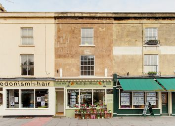 Thumbnail 2 bedroom flat for sale in Sussex Place, Bath