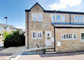 Thumbnail 4 bed end terrace house for sale in Privet Drive, Oakworth, West Yorkshire