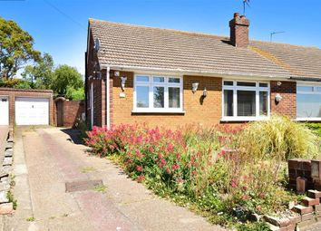 Thumbnail 2 bed semi-detached bungalow for sale in Windermere Avenue, Ramsgate, Kent