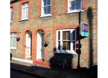Thumbnail 2 bedroom terraced house to rent in Hamilton Road, Twickenham