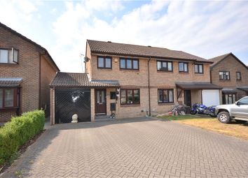 Thumbnail 2 bed semi-detached house for sale in Fordwells Drive, Bracknell, Berkshire