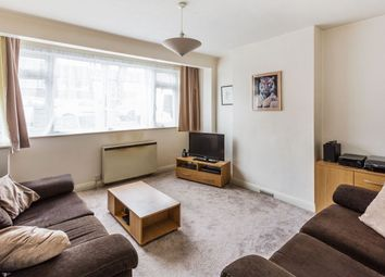 Thumbnail 3 bed terraced house for sale in Rougemont Avenue, Morden