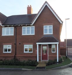 Thumbnail 4 bedroom semi-detached house to rent in Welby Close, Tadpole Garden Village, Swindon