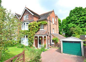 Thumbnail 5 bedroom semi-detached house for sale in Lower Camden, Chislehurst