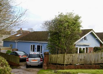 Thumbnail 4 bed detached bungalow for sale in Linkside Drive, Southgate, Swansea