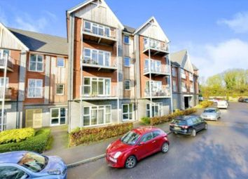 Thumbnail 2 bed flat for sale in 75 Millward Drive, Milton Keynes