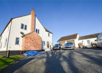 Thumbnail 5 bed semi-detached house for sale in New Road, Shuttington, Tamworth, Staffordshire