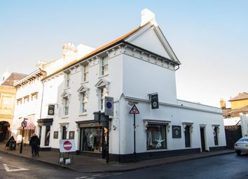 Thumbnail 3 bedroom flat for sale in Market Street, Saffron Walden
