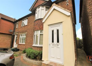 Thumbnail 2 bed semi-detached house to rent in Cowdray Avenue, Colchester, Essex