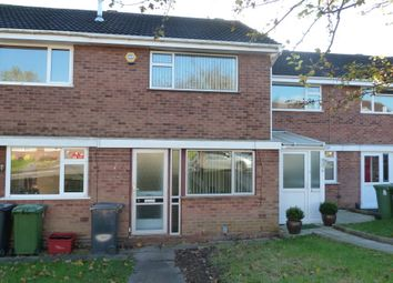 Thumbnail 2 bed terraced house to rent in Yardley Close, Woodloes Park, Warwick