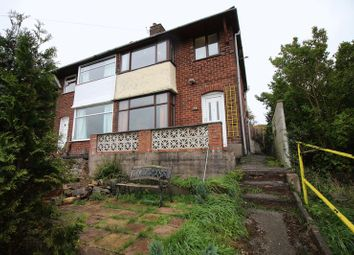 Thumbnail 3 bed semi-detached house for sale in Sandon Street, Leek, Staffordshire