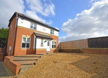 Thumbnail 3 bed detached house for sale in Buchanan Close, Northampton