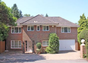 Ardnave Crescent, Southampton SO16. 4 bed detached house for sale
