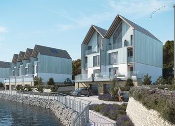 Thumbnail 4 bed semi-detached house for sale in Boston Quays Development, Baylys Road, Oreston, Plymouth