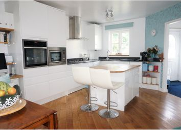 Thumbnail 3 bedroom terraced house for sale in Lower Saltram, Plymouth