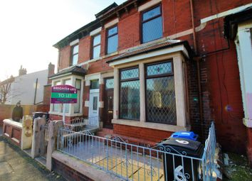 Thumbnail 5 bedroom terraced house to rent in Keswick Road, Blackpool, Lancashire