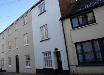 Thumbnail 2 bed terraced house to rent in Castle Street, Torrington, Devon