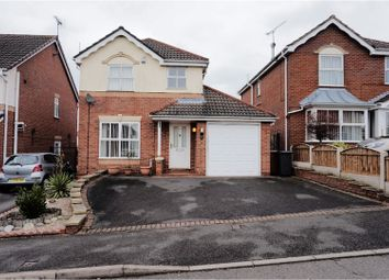 Thumbnail 3 bed detached house for sale in Huckerby Road, Ilkeston
