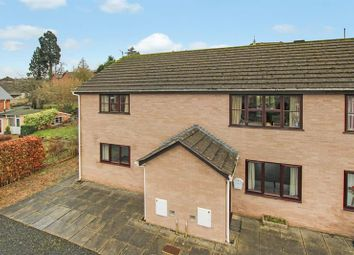 Thumbnail 2 bed flat to rent in Oakwood Close, Builth Wells, Powys