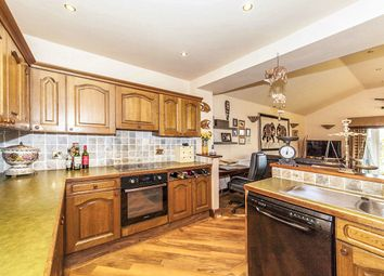 Thumbnail 3 bed semi-detached house for sale in Crathorne, Yarm