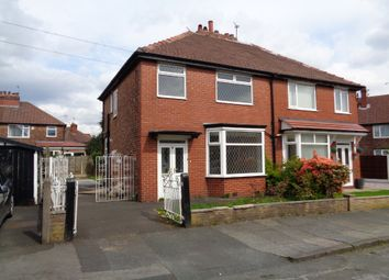 Thumbnail 3 bed semi-detached house to rent in Oldfield Road, Prestwich