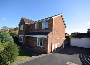 Thumbnail 4 bedroom detached house for sale in Pendlebury Drive, Mickleover, Derby
