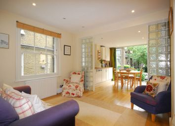 Thumbnail 2 bed flat to rent in Lurline Gardens, Battersea