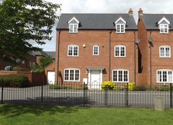 Thumbnail 4 bed detached house to rent in Pipistrelle Drive, Market Bosworth