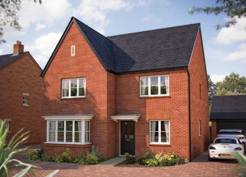 "Thumbnail 4 bed detached house for sale in ""The Oxford"" at Spearhead Road, Bidford-On-Avon, Alcester"