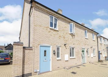 Thumbnail 2 bed end terrace house for sale in The Conifers, Silsoe, Bedford