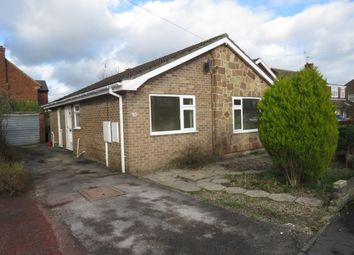 Thumbnail 3 bed bungalow to rent in Cromford Drive, Mickleover, Derby