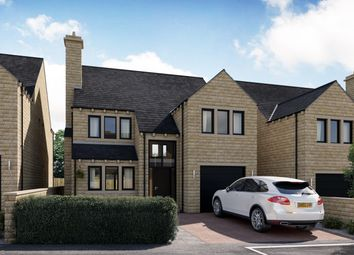 Thumbnail 4 bed detached house for sale in The Faugheen, Mill Moor Road, Meltham, Holmfirth, West Yorkshire