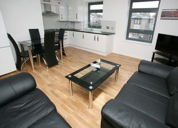 Thumbnail 2 bed flat to rent in Huntings Farm, Green Lane, Ilford