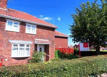 Thumbnail 2 bedroom semi-detached house for sale in Bramwith Avenue, Middlesbrough