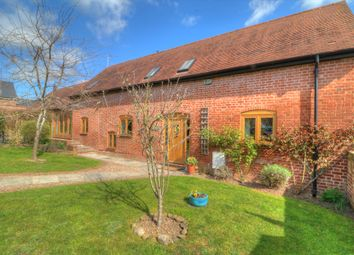 Thumbnail 4 bed detached house for sale in The Rose Garden, Ledbury Road, Hereford