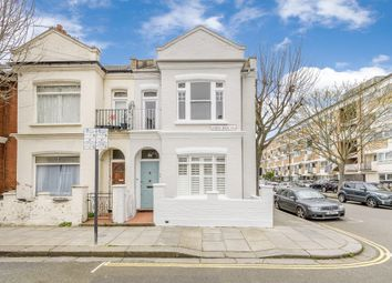 Thumbnail 4 bed end terrace house for sale in Fabian Road, London