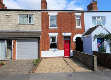 Thumbnail 2 bed terraced house for sale in Queen Street, Retford