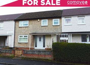 Thumbnail 3 bed terraced house for sale in Paterson Crescent, Irvine