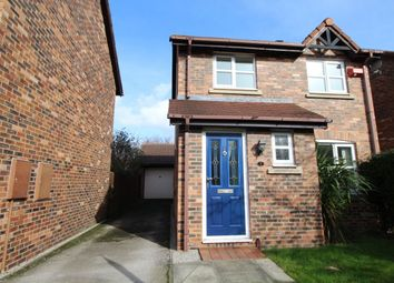 Thumbnail 3 bed detached house for sale in Oaktree Court Hoole Lane, Hoole, Chester