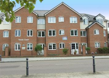 Thumbnail 1 bedroom property for sale in Saxon Court, Queen Street, Hitchin, Hertfordshire