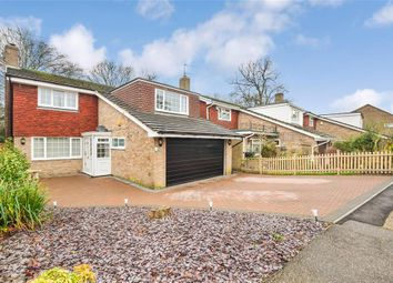 Thumbnail 4 bed detached house for sale in Blackheath, Pound Hill, Crawley, West Sussex