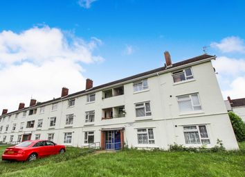 Thumbnail 3 bed flat for sale in Colwell Close, Southampton