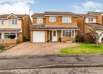 Thumbnail 4 bed detached house for sale in Peterhouse Close, Darlington, Durham