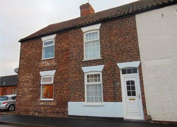 Thumbnail 3 bed end terrace house for sale in Meredyke Road, Luddington, Lincolnshire