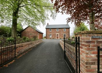 Thumbnail 4 bed detached house for sale in Orchard House, Kirkbampton, Carlisle