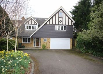 Thumbnail 6 bed detached house for sale in Moreton Avenue, Harpenden, Hertfordshire